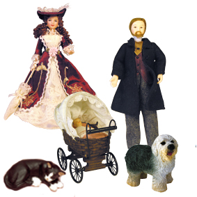 Figures and Pets