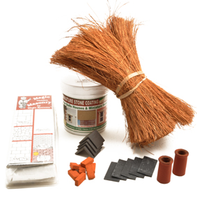 Exterior Finishing Materials