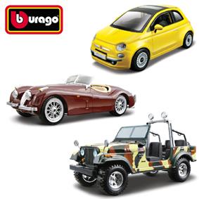 Burago Die Cast Metal Model Kits