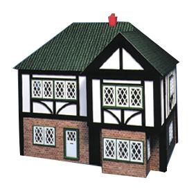 Dolls House 1/16th