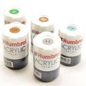 Acrylic 14ml Humbrol