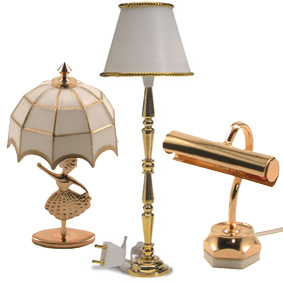 Table & Standard Lamps