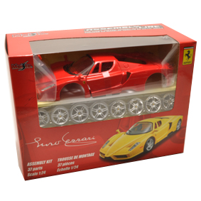 1:24 Scale Ferraris