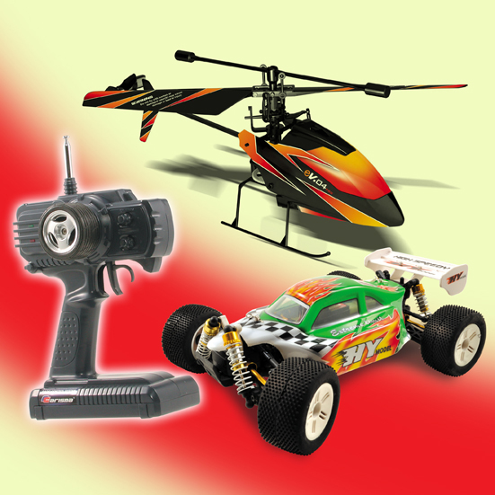 R/C Scale Models