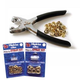 Eyelet Pliers & Eyelet Kits