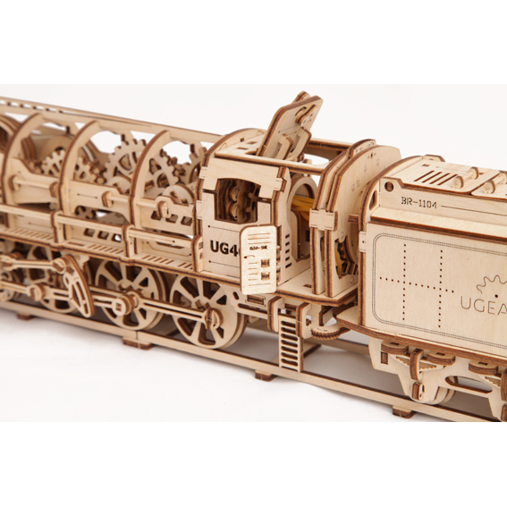U Gears Mechanical Models