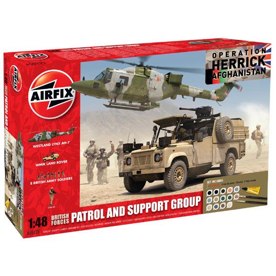 Airfix British Forces