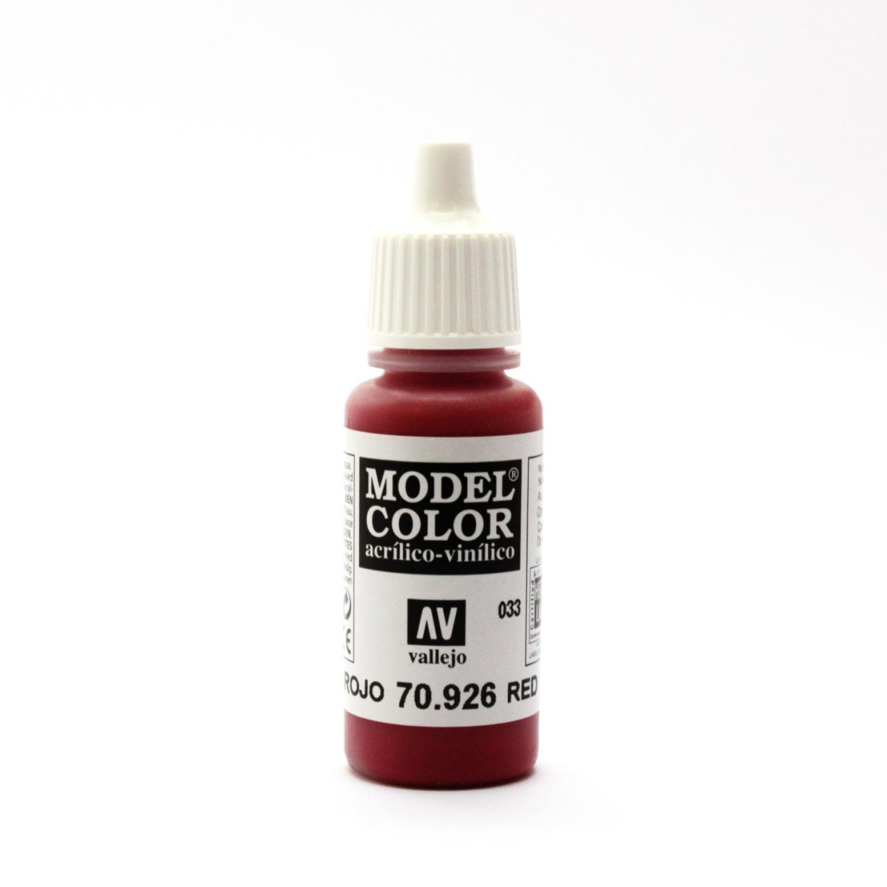 Vallejo Vinyl Acrylic Paint
