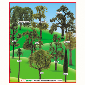 JTT Range Of Trees