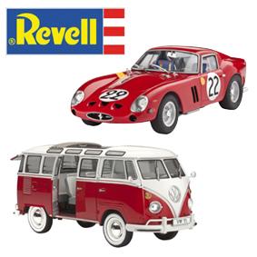 Revell Vehicles