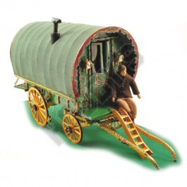 Shop Barrel Top Caravan Kit Hobby Uk Com Hobbys