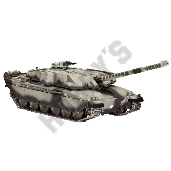 British Main battle Tank Challenger I 1:72
