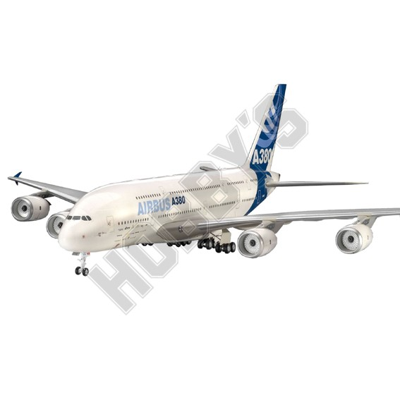Airbus A380 'New Livery' Model 1:144