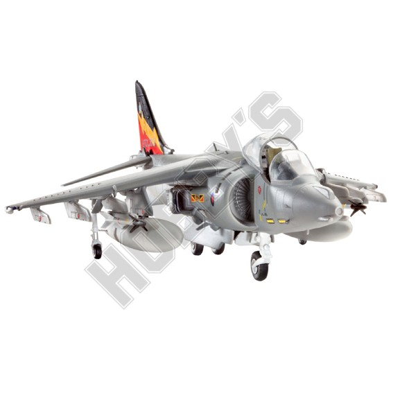 BAE Harrier GR MK. 7/9 model