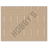 Plastic Sheet - Roof Tile Grey