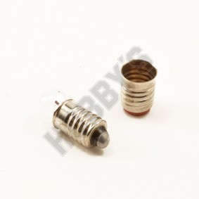Pea Bulb & Holder 1.5V
