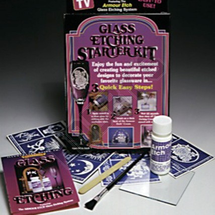 Etching Starter Kit