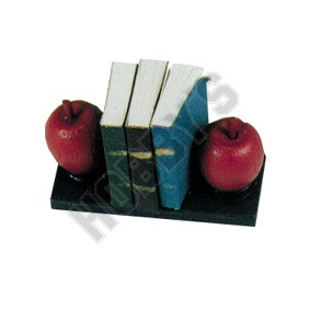 Book Ends With Books