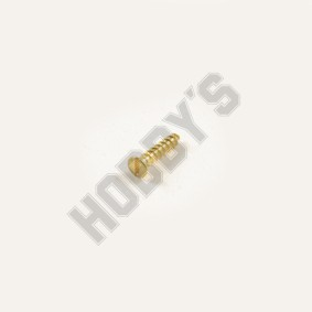 Brass Screw - Countersunk
