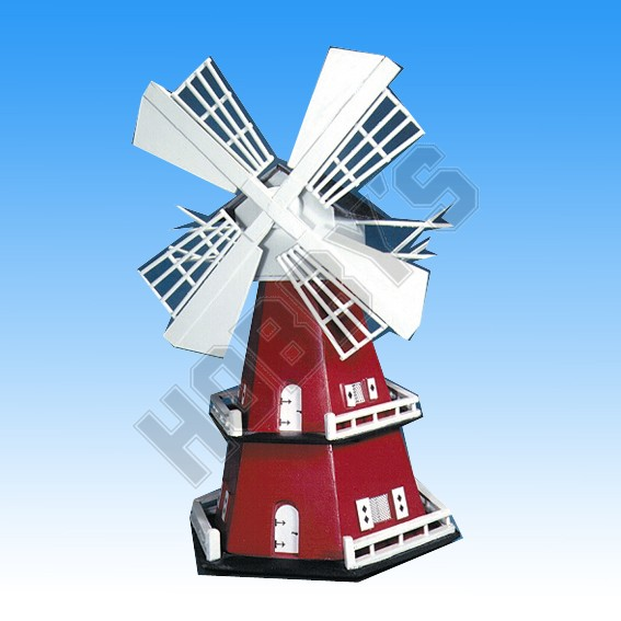 Musical Windmill Plan