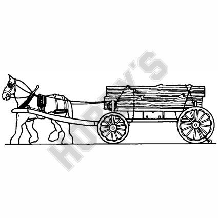 Log Waggon Plan