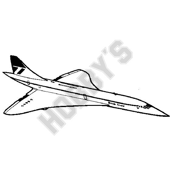 Concorde - Woodpack