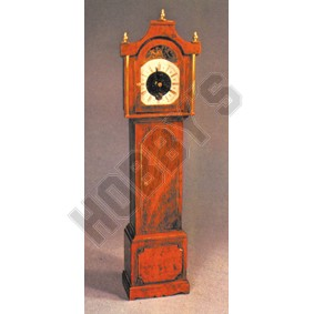 Mini Grandfather Clock Plan