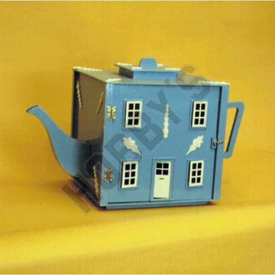 Plan-Tea Pot House