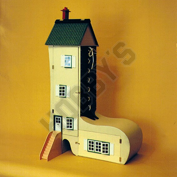 Plan - Shoe House