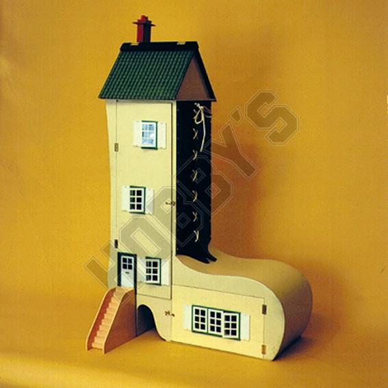 Shoe House Fittings Kit