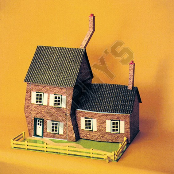 Plan - Crooked House