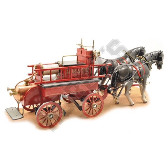 Chemical Fire Engine Plan