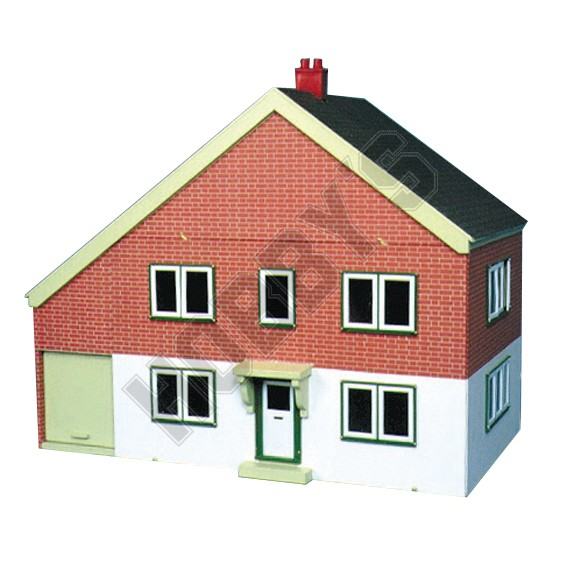 Plan - Modern Style Dolls House