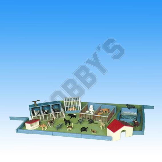 Zoo Buildings Plan