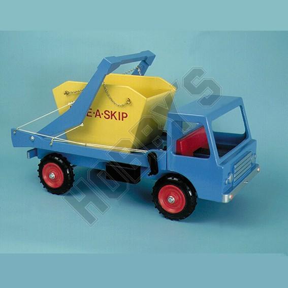 Skip Lorry Plan