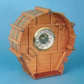 Caravan Clock Kit - Quartz