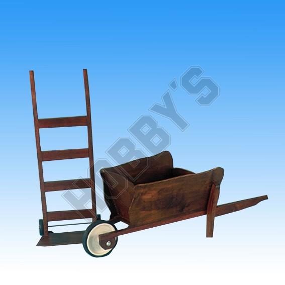 Wheelbarrow Plan