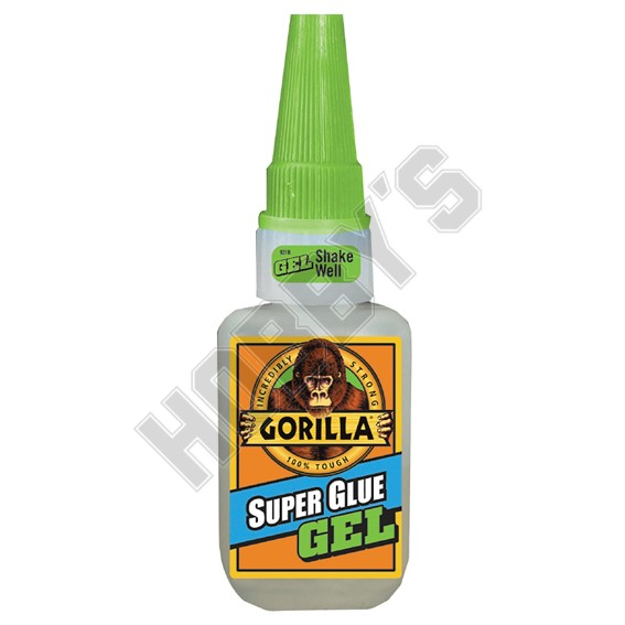 Gorilla Superglue Gel