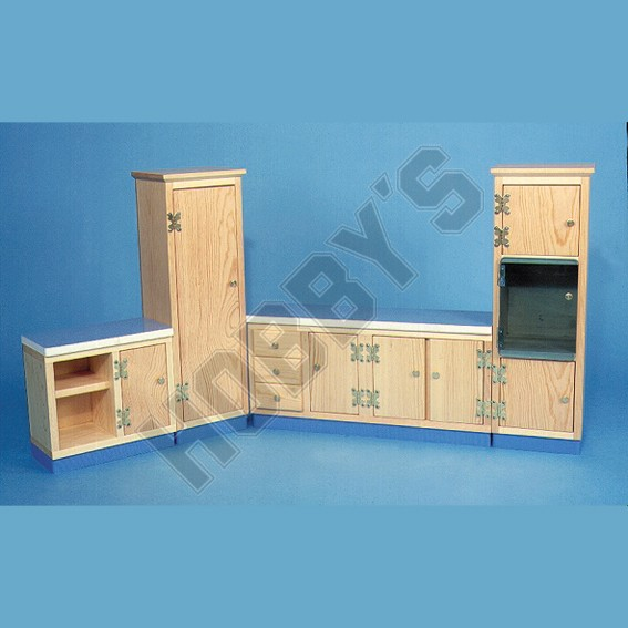 Toy Kitchen Furniture Fittings Kit