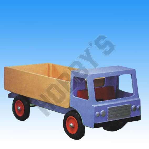 Toy Lorry Plan