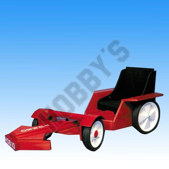 Modern Go Kart Plan