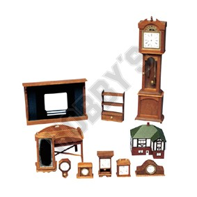 Clock & Room Accessories Plan