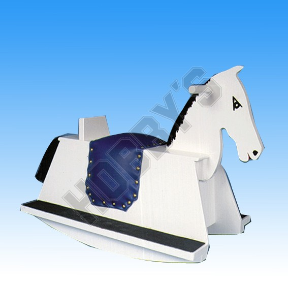 Small Rocking Horse Plan