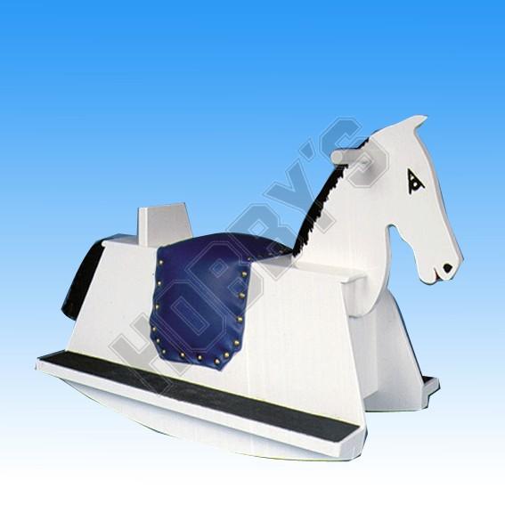 Small Rocking Horse Plan