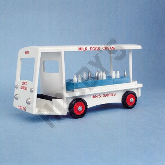 Milk Float Plan