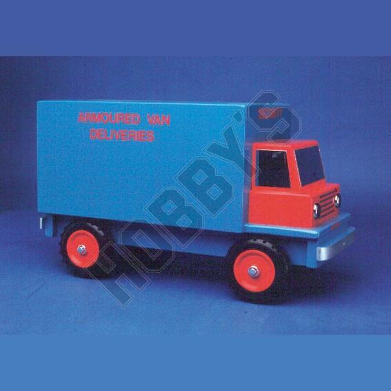 Armoured Van Plan