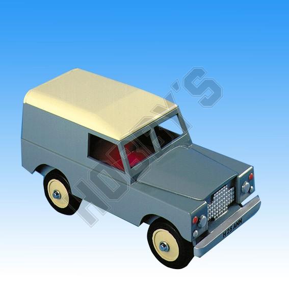 Land Rover Plan