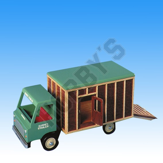 Horse Box Plan