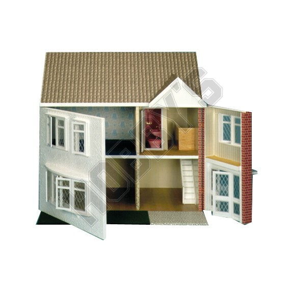 Sherwood Dolls House Plan