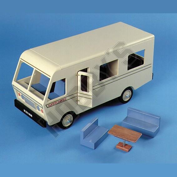 Super Camper Van